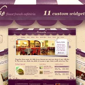 Premium Entertainment / Restaurant / Cafe / Food Wordpress Themes