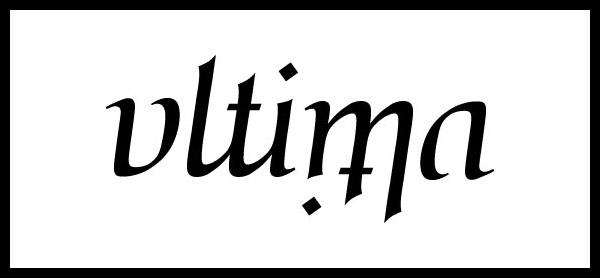 ambigramas