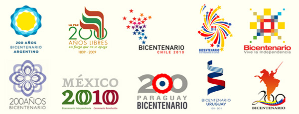 logos bicentenario