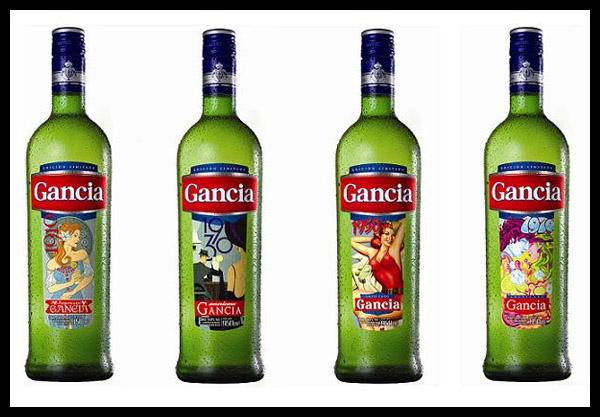 Botella Gancia