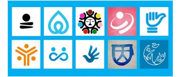 derechos humanos logo
