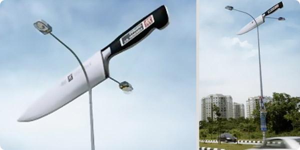 publicidades urbanas