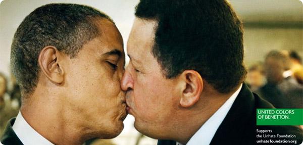 chavez y obama