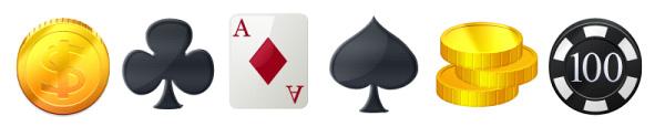 iconos casino