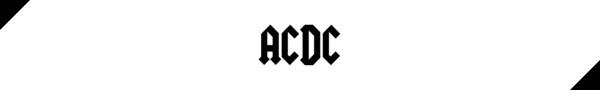 tipografia acdc