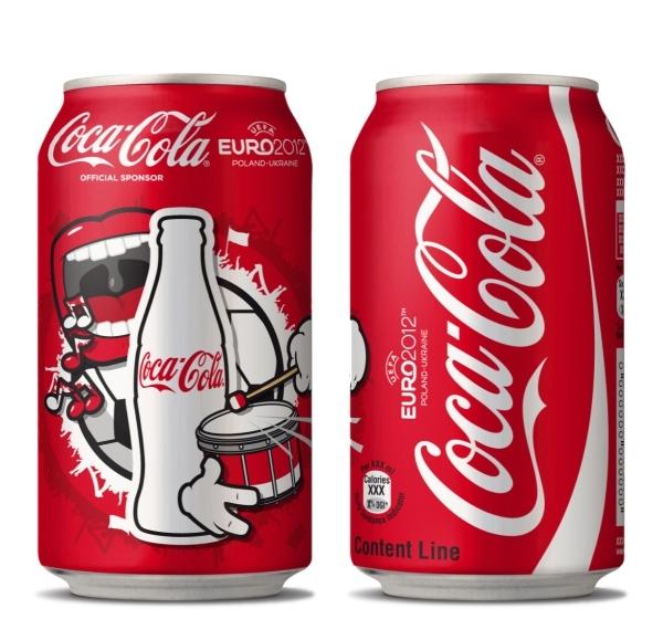 coca cola euro copa 2012