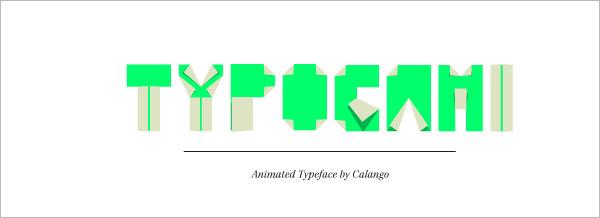 tipogami tipografia