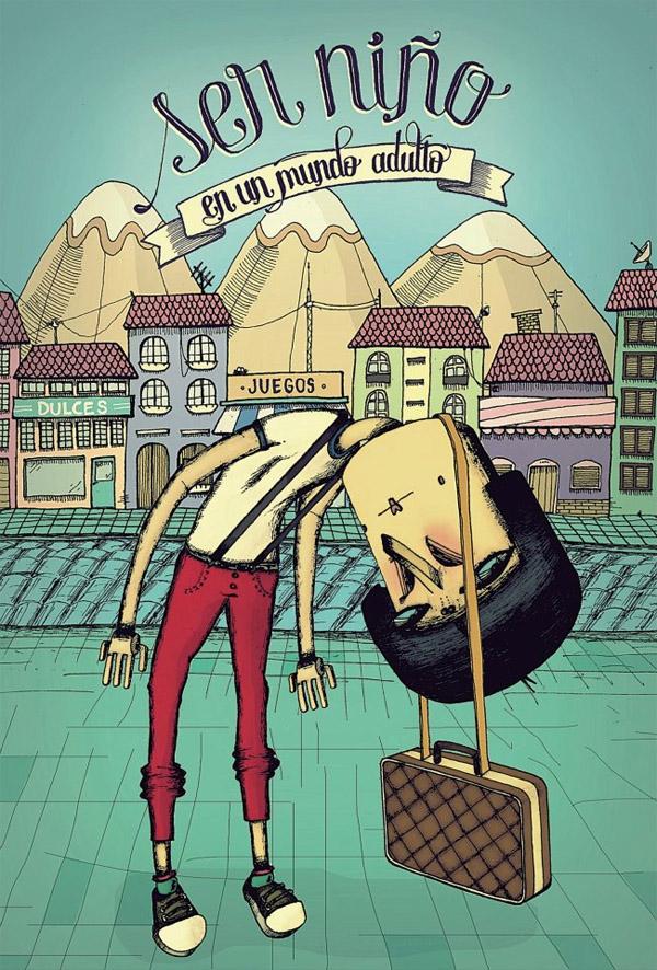 fabu fantasias ilustradas