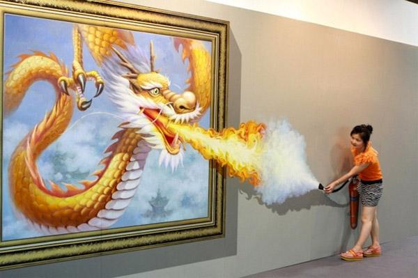 pinturas en 3d