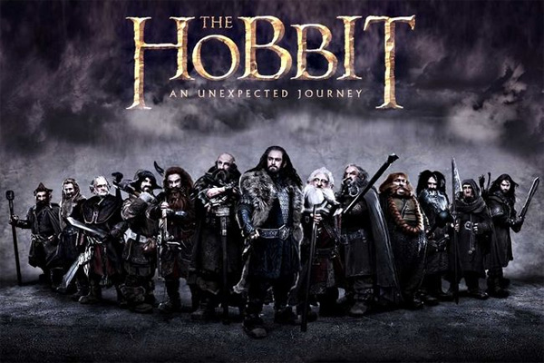 el hobbit posters pelicula