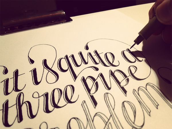 seanwes lettering
