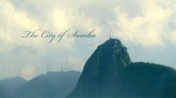 rio de janeiro city of samba