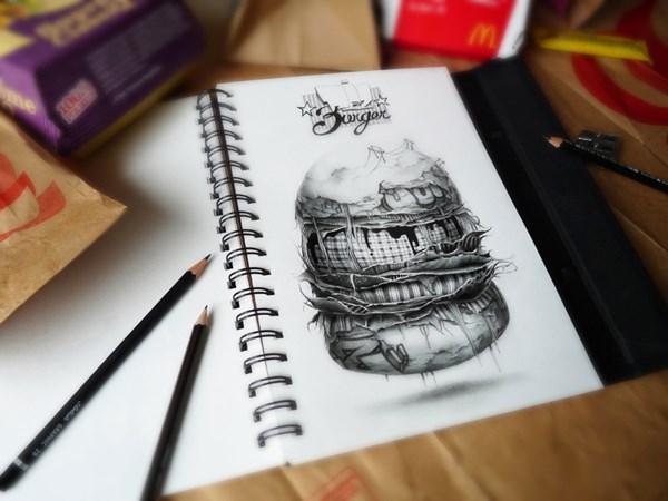 pez artwork