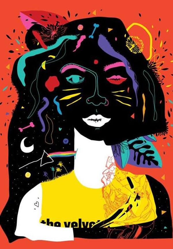 la vuelta al mes en 30 ilustradores