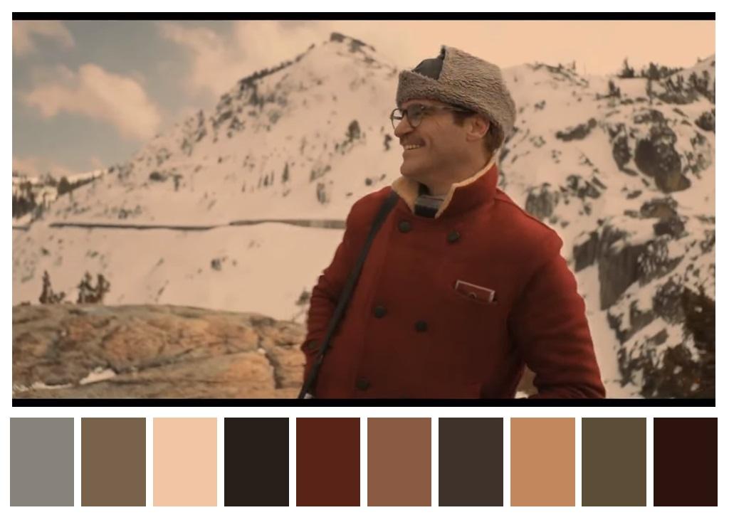 Paletas de colores de películas   Designals   Blog de diseño