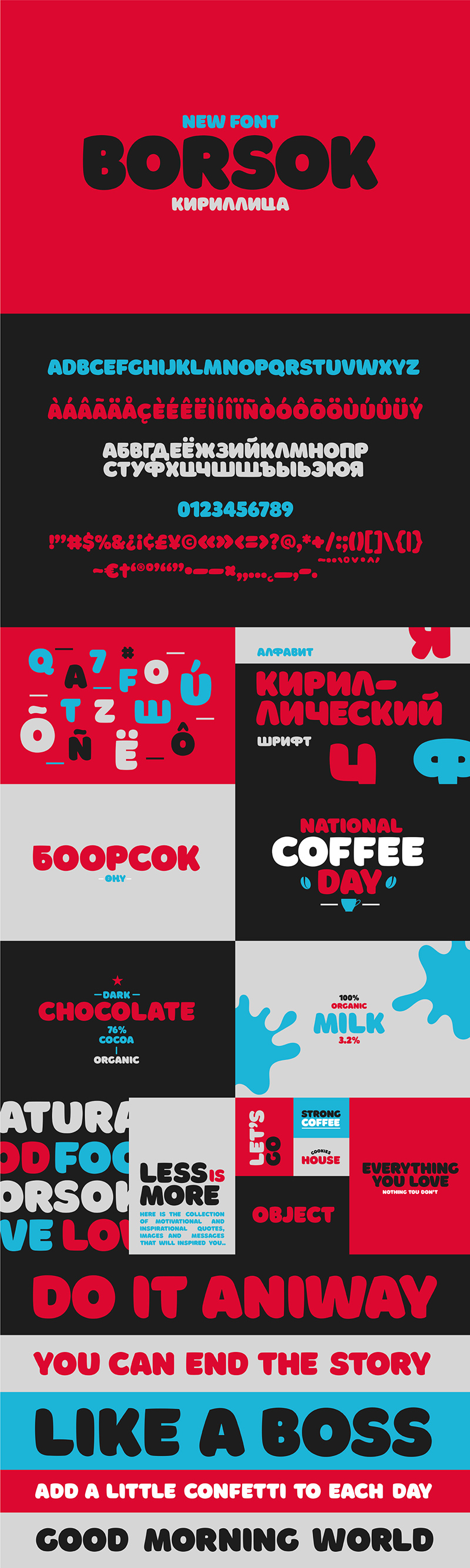 borsok font
